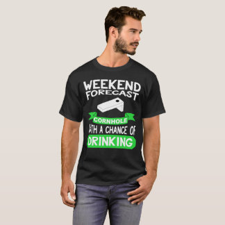 Funny Cornhole T Shirt