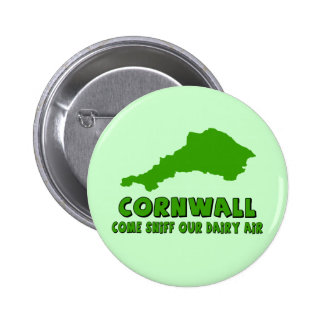 Funny Cornwall Buttons
