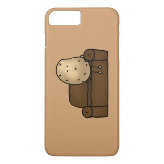 Funny couch potato iPhone 8 plus/7 plus case