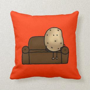 Couch Potato Pillows Decorative Amp Throw Pillows Zazzle
