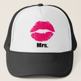 Funny couple matching hat, set x2 Mrs. and Mr. Trucker Hat