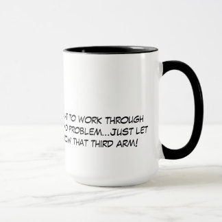Funny Court Reporter Coffee Cup