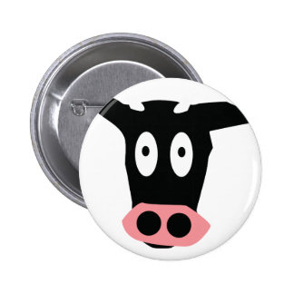 funny cow button