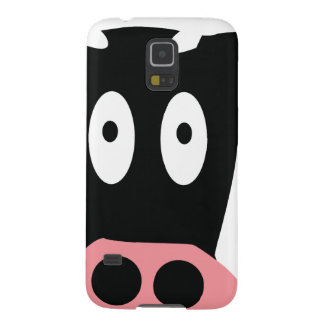 funny cow galaxy s5 cover