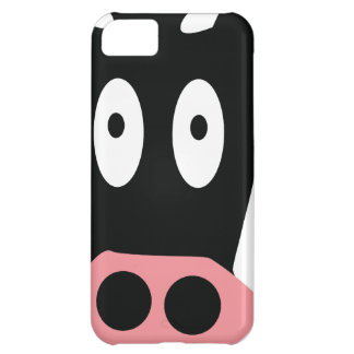 funny cow iPhone 5C cover