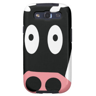 funny cow galaxy s3 cases