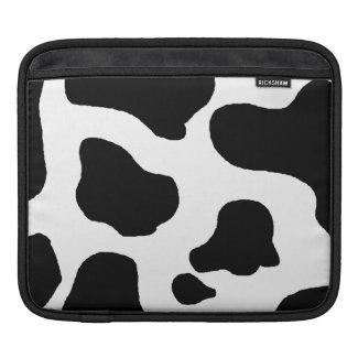 Funny Cow Print iPad Sleeve