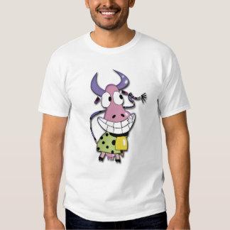 Funny Cow Smily Shirt