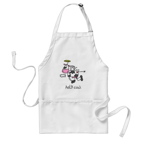 Funny Cows Adult Apron