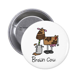 Funny Cows Buttons