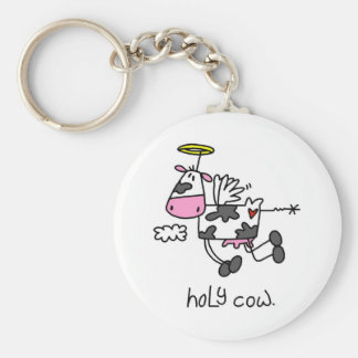 Funny Cows Keychain