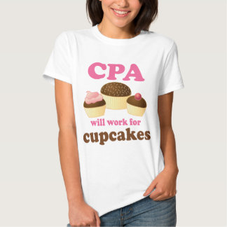 Funny CPA Certified Public Accountant Shirts