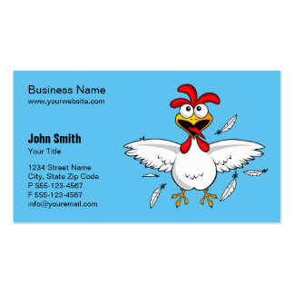 chicken wing business cards templates zazzle
