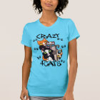 Funny Crazy For Cats Cat Lover's T-Shirt