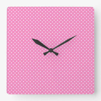 Funny Crazy Funny Sophisticated Square Wallclocks