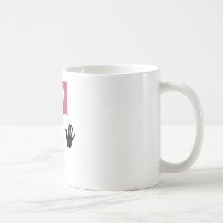 funny creature coffee mug