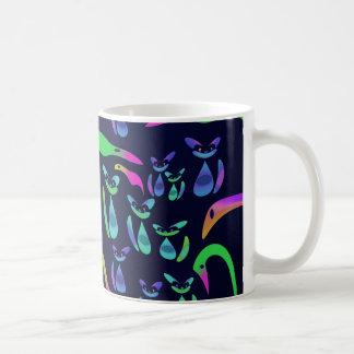 Funny Creatures Coffee Mug