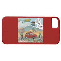 Funny Crocodile Farm iPhone 5/5S Case