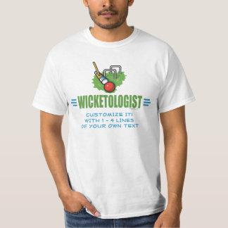 Funny Croquet T-Shirt