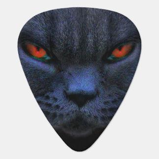 Funny Cross Cat Guitar Pick