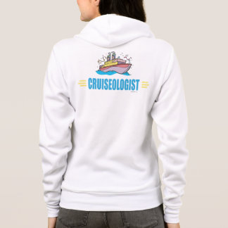 Funny Cruise Ship Hoodie