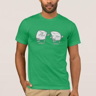 Funny Ctrl Esc Keys T-Shirt