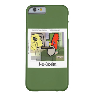 Funny Cubist Castro iPhone 6 Case