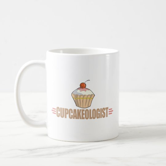 Funny Cupcake Coffee Mug