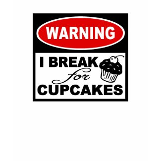 Funny Cupcake shirt