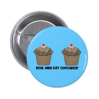 funny cupcakes button