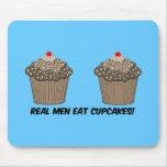funny cupcakes mousepad