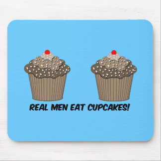 funny cupcakes mousepad