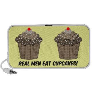 funny cupcakes portable speaker