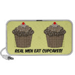funny cupcakes travelling speaker
