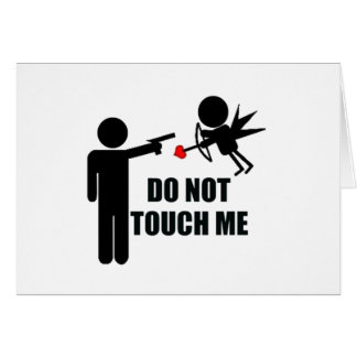 Funny Cupid Greeting Card