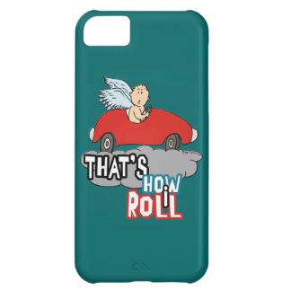 Funny Cupid Valentine iPhone 5C Cases