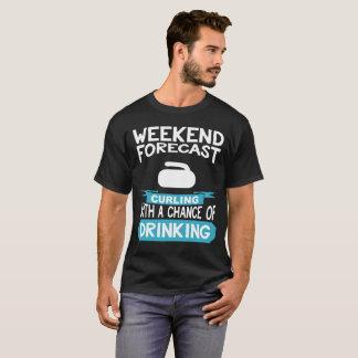 Funny Curling T Shirt