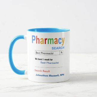 Personalised Pharmacist Gifts Catalog