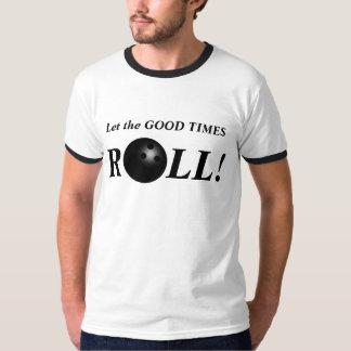 Funny Custom Bowling Team Shirt