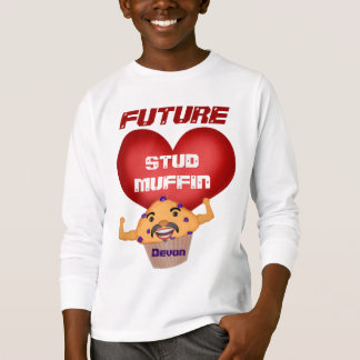 Funny Custom Boy Valentine's Day T-Shirt