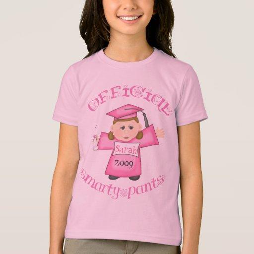 Funny Custom Graduate Girls T Shirt Zazzle