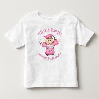 Funny Custom Graduate Girls Toddler T-shirt