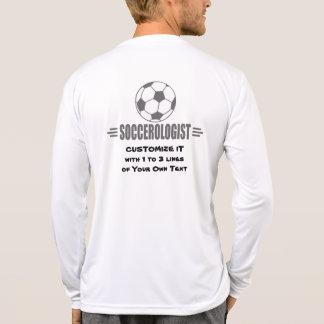 Funny Custom Soccer Tee Shirts