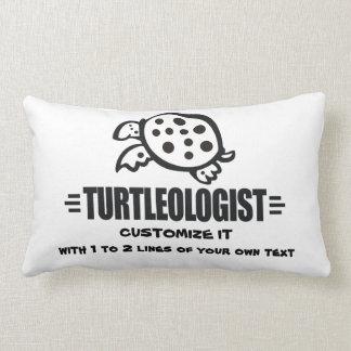 Funny Custom Turtle Pillow