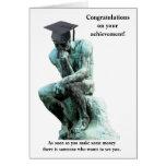 Funny Customizable Graduation Card