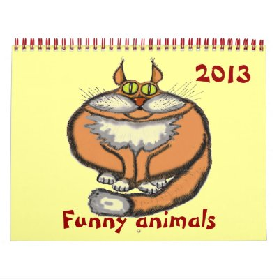 Funny Cute Cartoon Animals