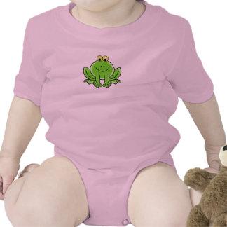 Funny Cute Cartoon Frog Animal Shirts