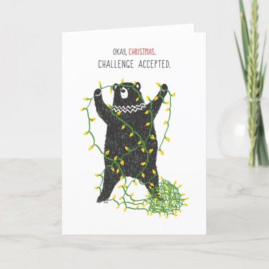 Cute Christmas Cards.Funny Cute Christmas Card