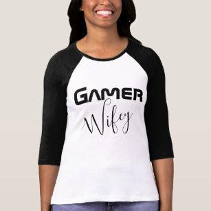 e77ee89e Wifey T-Shirts - T-Shirt Design & Printing | Zazzle