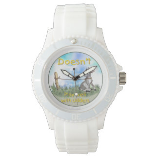 Funny Cute Goat Watches
